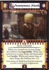 Anonymous Monk L5R CCG TNO The New Order  FOIL