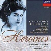 """CECILIA BARTOLI """"HEROINES"""" CD NEW!"""