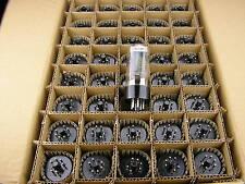10 x 6P3S / (6n3c) = 6L6 G NOS Röhren -> tube amp / Röhrenverstärker