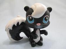 Littlest Pet Shop Squirrel Chipmunk Skunk Black White 85 Authentic Lps