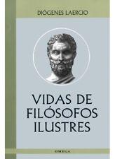 Vidas y filosófos ilustres. NUEVO. Nacional URGENTE/Internac. económico. FILOSOF