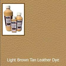 COLOURLOCK Leather dye for Rolls Royce interiors repair scuffs etc touch ups