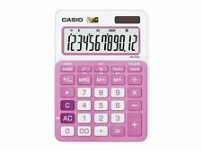 Casio Ms20nc Colouful Desk Model in Pink Ms-20ncrosa