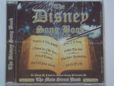 CD album  The DISNEY song book - NEUF sous blister