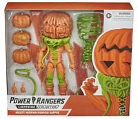 Power Rangers Lightning Collection Monsters Pumpkin Rapper IN STOCK