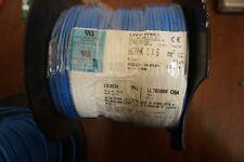 Lapp Kabel 10 AWG 6 mm  OLFLEX H07V-K Flex Tinned Hook Up / Lead Wire Blue