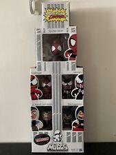 2011 MINI MIGHTY MUGGS MAXIMUM CARNAGE SPIDER-MAN VENOM NYCC Exclusive