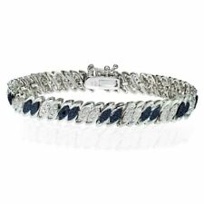 Silver Plated Blue Natural Fine Jewellery