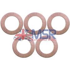 Copper Sealing Washer For Banjo Bolt M10 x 1mm *5 PACK*