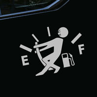 Funny High Gas Consumption Door Window Decal Car Sticker Decor Car Accessories