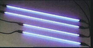 2x4'+2x3' Blue Neon Undercar Kit 12Volt