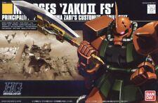 HG GARMA ZABI'S ZAKU II FS BANDAI 0113551 Gundam Gunpla High Grade hguc 1/144