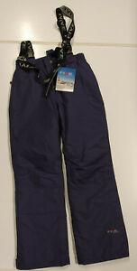 Fiveseasons Damen Skihose, Snowboardhose, Gr. 40, blau, Wonder Pant, NEU 41