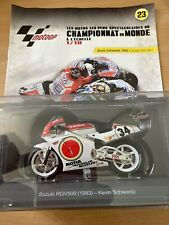 Kevin Schwantz 1993 - Suzuki RGV 500    MOTO GP  1/18 neuf en boite Neuf