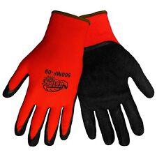 (34-874) 500MF Tsunami Grip Mach Finish Work Gloves 3 PAIR PAK size MED