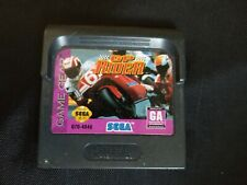 GP Rider - game cartridge only - Sega Game Gear