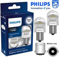 PHILIPS P21W LED White  X-tremeUltinon LED gen2 Car signalling Bulbs 6000 K 1156
