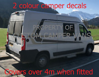 (No.891) MOTORHOME GRAPHICS STICKERS DECALS CAMPER VAN CARAVAN UNIVERSAL FITTING
