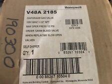 HONEYWELL V48A2185 GAS VALVE  New