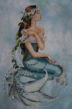 Enchanted Mermaid  - Cross Stitch Chart - FREE POST