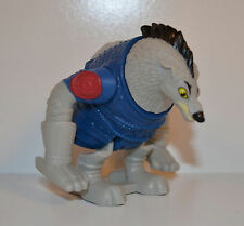 "RARE 2011 Boss Wolf 4"" Action Figure McDonald's Europe Kung Fu Panda 2"