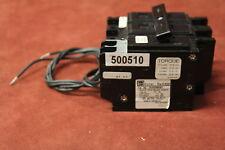 New Cutler Hammer QC2060S1 Quick Lag Circuit Breaker Din Rail Mount