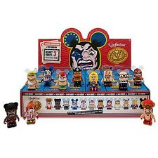 Disney Vinylmation Extreme Wrestlers 24 ct Factory Sealed Box Tray & Chaser