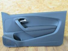 VW Polo 6C Door Panel Fabric Titanium Black Right Passenger Door 6C3867012 Dkb