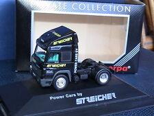 Herpa SZM Iveco 480 Turbostar Streicher schwarzmet. lim. PC OV