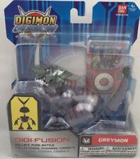 Digimon Fusion - Digi-Fusion Greymon Collect Fuse & Battle Bandai 2013 (MOC)