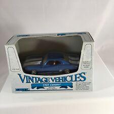 NEW ERTL Vintage Vehicles 1969 Camaro 1:43 Scale Die-Cast Metal Replica 1989