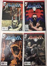 Punisher Comics Full Run Lot Marvel Knights Vol 4 Ennis Dillon Palmiotti Nm