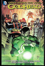 Green Lantern / New Gods: Godhead by Venditti, Soule, Bun & more 2015 TPB DC