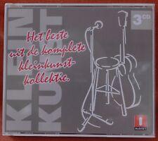 HET BESTE UIT DE KOMPLETE KLEINKUNST COLLECTIE --- ***  3 CD - BIG BOX ***