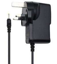 UK Power Adapter Charger For HANNspree HANNSPAD SN97T4 SN97T41W HSG1274 Tablet