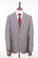 Men's Pierre Cardin Suit Grey Tailored Fit Suit 46R W40 L31
