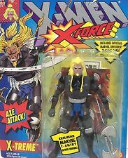 Vintage 1994 Marvel Comics~  X-TREME~  Uncanny X-Men X-Force Figure ToyBiz~ MOC