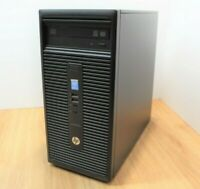 HP ProDesk 280 G1 Windows 10 Tower PC Intel Core i3 4th Gen 3.6GHz 4GB 1TB WiFi