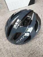 Rudy Project Strym Helmet Dark Grey Shiny S/M