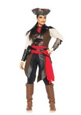 Deluxe Assassins Creed Aveline Costume Liberation 3 Womans Ladies Teen 9pc Med M