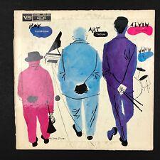 """ELDRIDGE TATUM STOLLER SIMMONS QUARTET ~ MGV 8064 ~ VINYL LP 12"""" Record Album"""