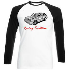 POLISH POLONEZ CARO PLUS FSO RACING TRADITION P - COTTON TSHIRT - ALL SIZES IN S