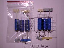 Minimoog Alimentatore Elko rectifier BOARD no. 5 PSU Vishay Caps recapping recap MOOG