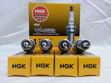 4-PEICES NGK SPARK PLUG PLATINUM POWER MADE IN JAPAN BKR5EGP (7090)