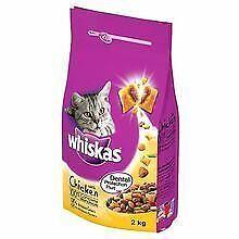 Whiskas 1+ Complete Adult Chicken 2kg - 18103
