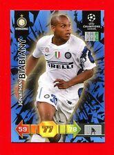 CHAMPIONS LEAGUE 2010-11 Panini 2011 - BASIC Card - BIABIANY - INTER