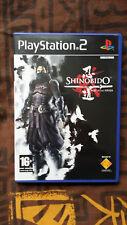 [PS2]Shinobido Way of the Ninja Playstation 2