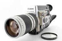 【 For Parts 】Canon Auto Zoom 1014 Electronic Super 8 8mm Cine Movie Camera #670
