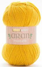 Hayfield Bonus Aran With Wool 400g - Complete Range 768 Mustard
