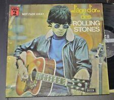 L'âge d'or des Rolling Stones  LP GATEFOLD anno 1973 - VINILE DECCA 278.019  VG+